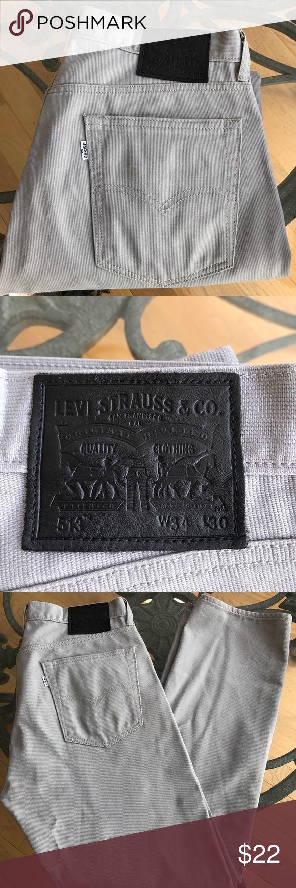Levi's 513 Men's Corduroy pants Great condition Levi's Pants Corduroy