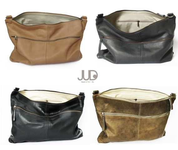 Olive gray leather bag leather purse valentines gift by JUDtlv