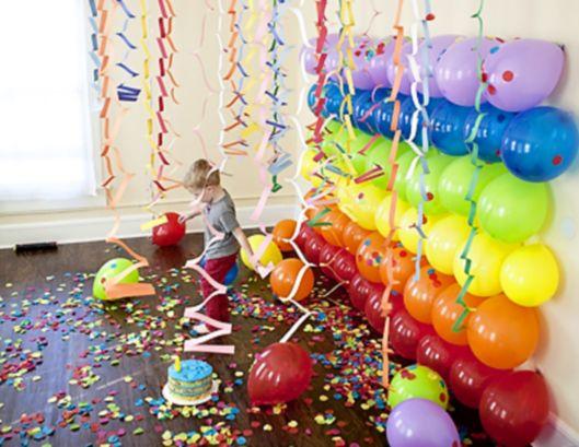 детская вечеринка