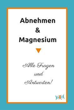 Nur die wenigsten von uns vermuten einen Zusammenhang zwischen einem Magnesium-Mangel und Gewichtsproblemen. Das es diesen jedoch gibt, ist unbestritten. Ich habe für Sie von allen Leserinnen und Lesern die wichtigsten Fragen rund um dieses Thema gesammelt und gebe hier Ihnen alle Antworten: http://www.martinaleukert.de/alle-fragen-und-antworten-rund-um-das-thema-magnesium-und-diaetfrei-abnehmen/