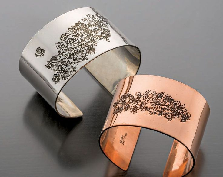 25 unique metal jewelry ideas on pinterest mixed metal for Metal stamping press for jewelry