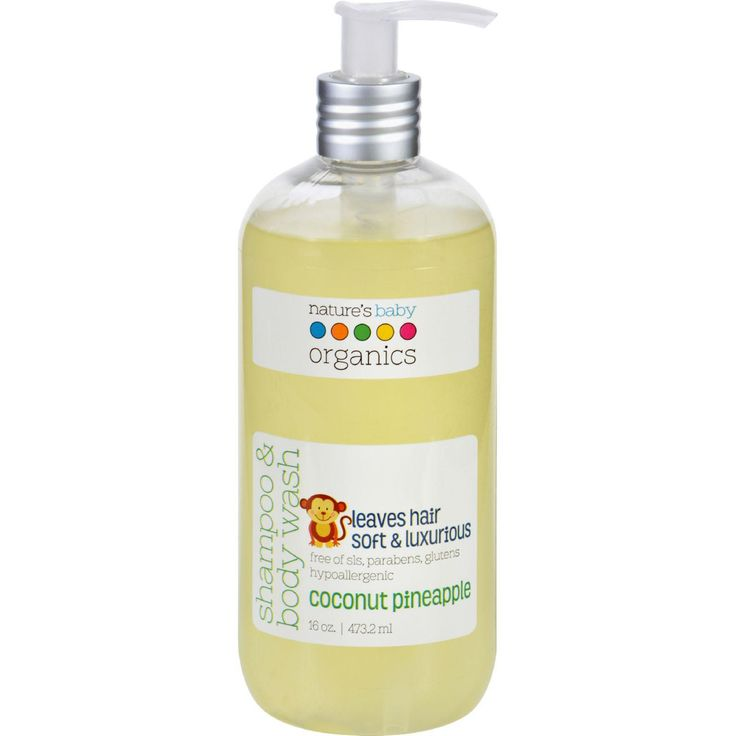35 best Organic Baby Shampoo & Wash images on Pinterest