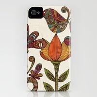 In the garden phone case