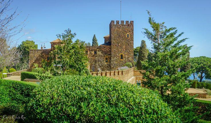 Castell de Cap Roig Ongerept Natuurgebied Camping Benelux