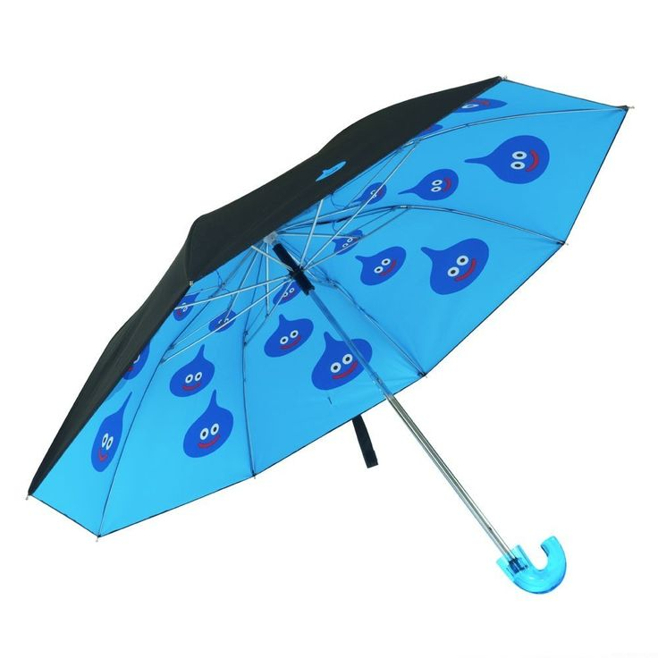 Amazon | ドラゴンクエストX スライム柄の傘 | アニメ・萌えグッズ 通販