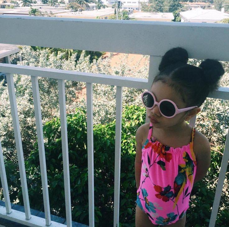 Harley Tiller Bryson Tiller's daughter