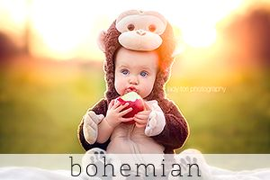 Bohemian Boho Lightroom Preset pack