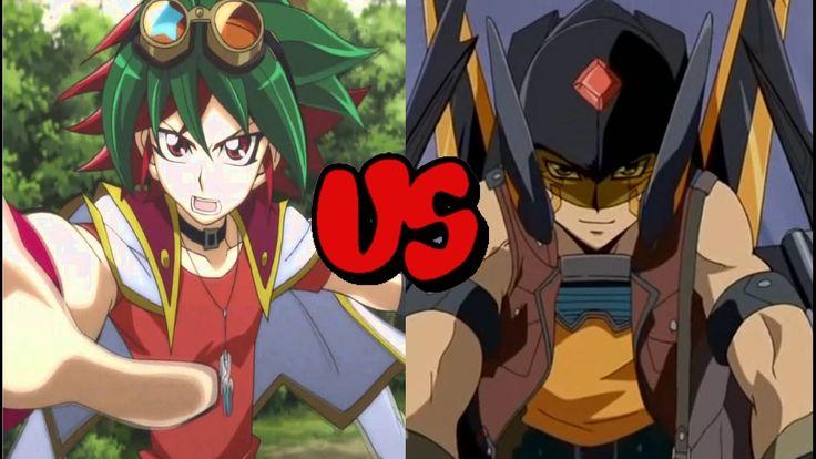 The King of Games Tournament: Yuya vs Crow (YGOPro)