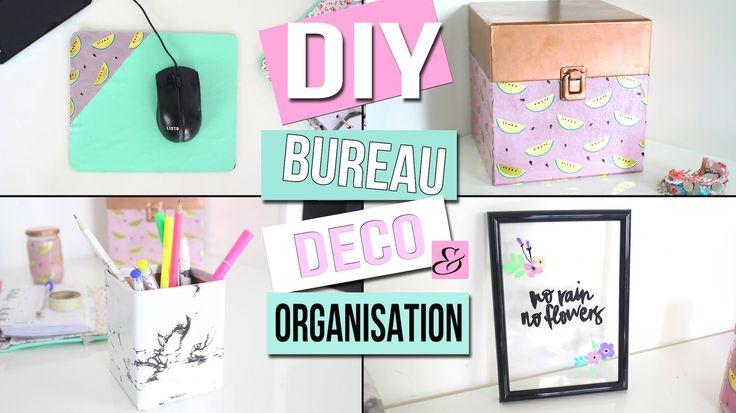 17 meilleures id es propos de organisation de fournitures de bureau sur pin - Organisation de bureau ...