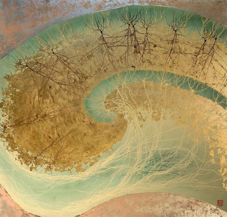 Greg Dunn hippocampus II