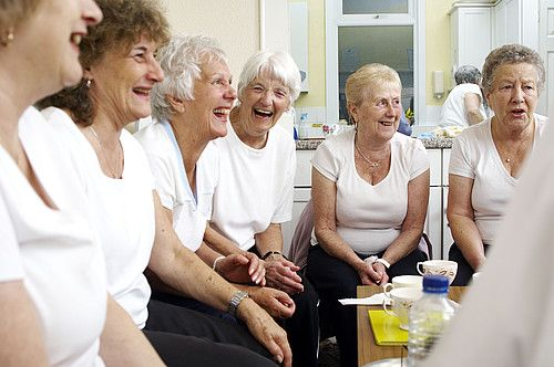 nice Benefits of Dementia Support Groups