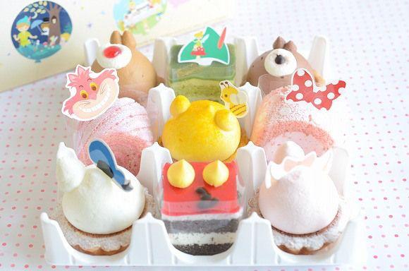 コージーコーナー ディズニーケーキ