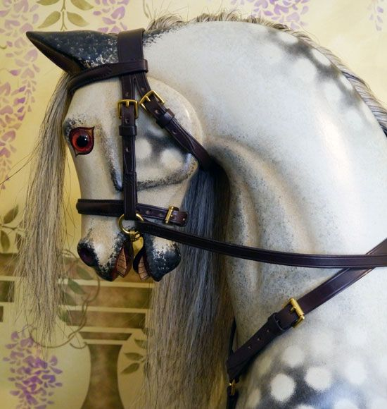Classic Rocking Horses UK | Wooden Rocking Horse Makers & Restorers