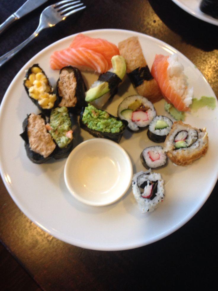 Sushi on parasta!