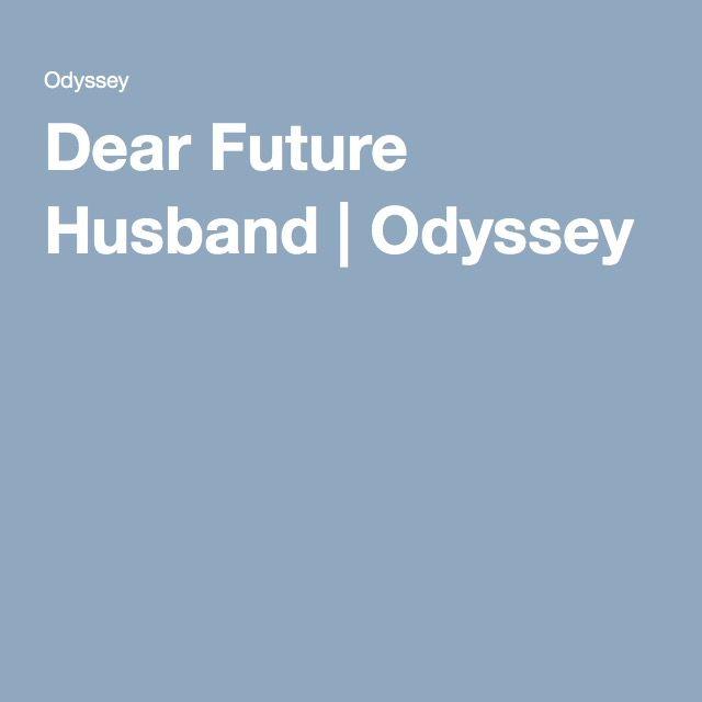 dear my future husband - photo #15
