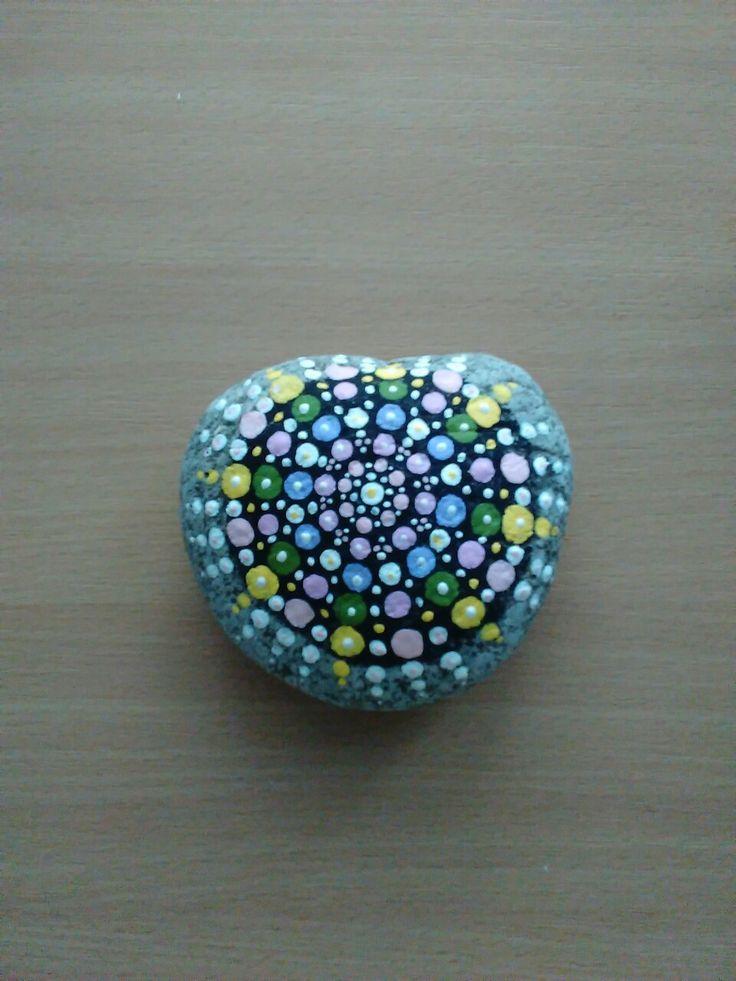 Malovany kamen