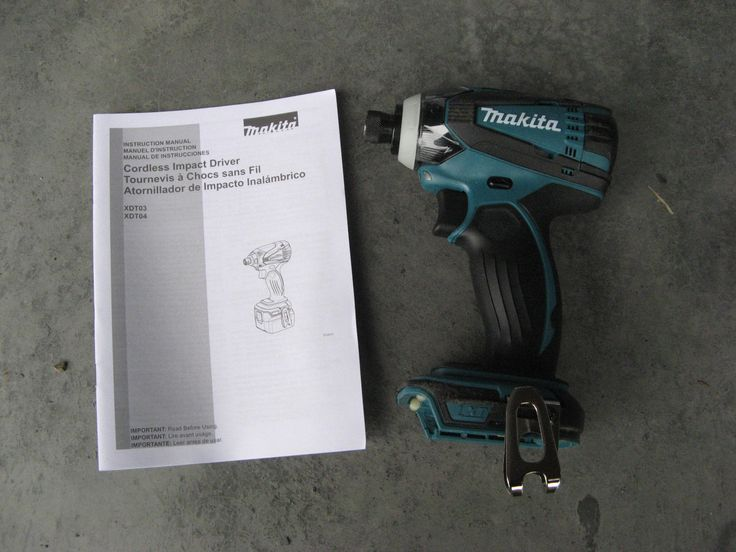 THIS IS BRAND NEW .... WHAT YOU SEE IN PICTURE IS WHAT YOU GET. PULLED FROM A SET... FAST SHIPPING $5.00 #only #brand #tool #drill #cordless #impact #makita