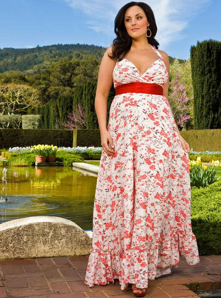 Cheap Plus Size Summer Dresses