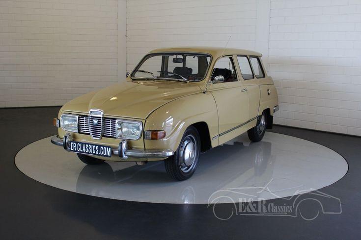 Saab 95 V4 SportHatch 1973
