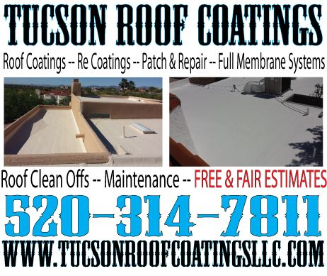 Better Products Equal A Better Roof Coating    Http://tucsonroofcoatingsllc.com/