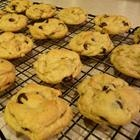 My favorite chocolate chip cookies (with instant pudding mix)Vanilla Puddings, Cookies Monsters, Chocolate Chips, Chocolates Chips Cookies, Choc Chips Cookies, Chocolates Cookies, Cookies Recipe, Mom Chocolates, Chocolate Chip Cookies