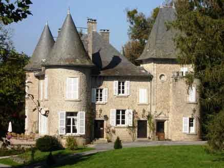 Campin Domaine de Mialaret Correze Frankrijk