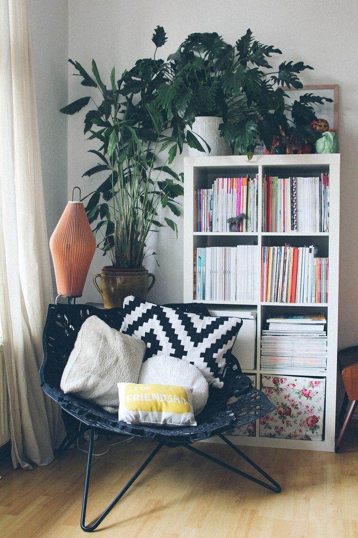 113 besten urban jungle bilder auf pinterest for Pflanzen ideen wohnzimmer