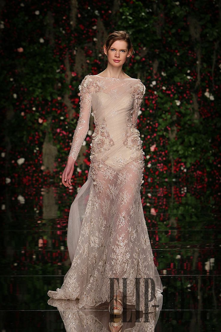 Abed Mahfouz Spring Summer 2011 Haute Couture