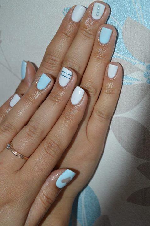28 mejores imágenes de Nail gel polish design en Pinterest | Gel ...