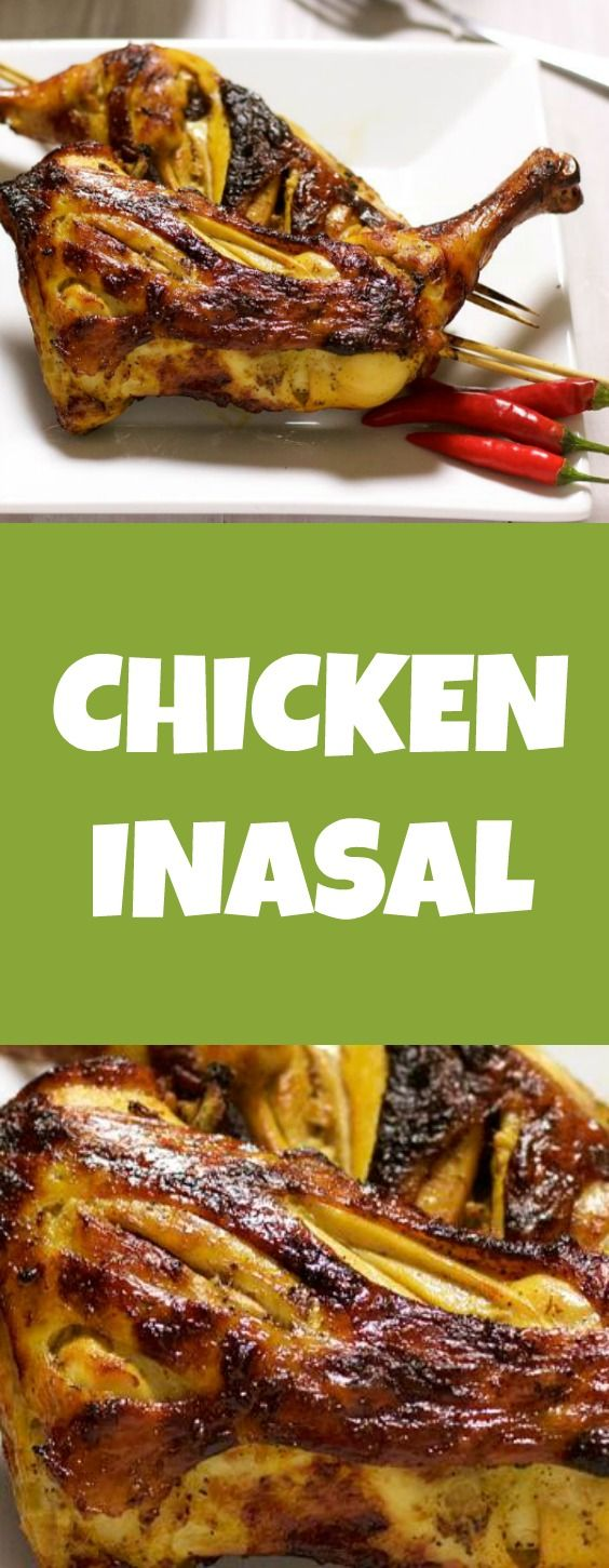 Chicken Inasal is a Filipino style grilled chicken recipe.  Unlike most grilled chicken recipes which only requires a combination of spices for a dry rub.  This recipe calls for marinating the chicken…