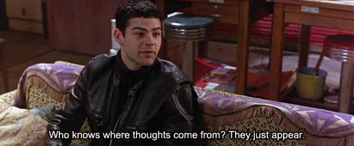 Pin for Later: 14 Empire Records Quotes That Still Apply to You When You Accidentally Say Something Weird Out Loud