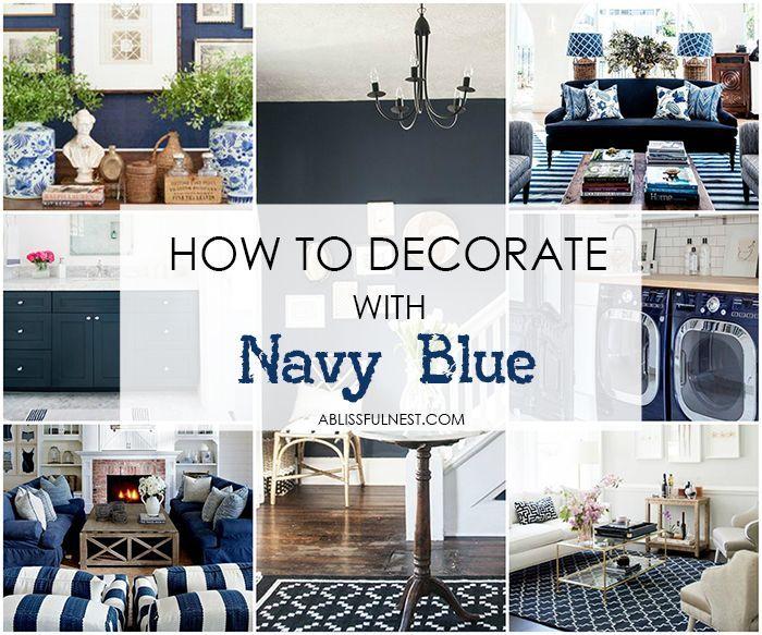 25 Best Ideas About Navy Paint Colors On Pinterest