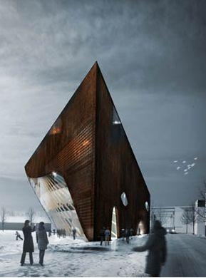 Helsinki Central Library, ALA architects