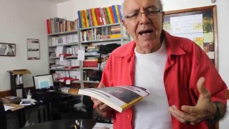 """Vito Giannotti fala sobre seu novo livro """"Comunicação dos trabalhadores ..."""