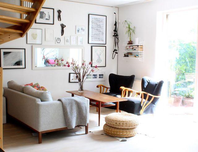 my scandinavian home: My home: sitting room