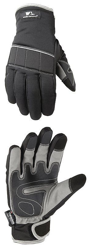 Gardening Gloves 139864: Wells Lamont Synthetic Leather Work Gloves With Touch Screen Compatibility, Soft -> BUY IT NOW ONLY: $35.43 on eBay!