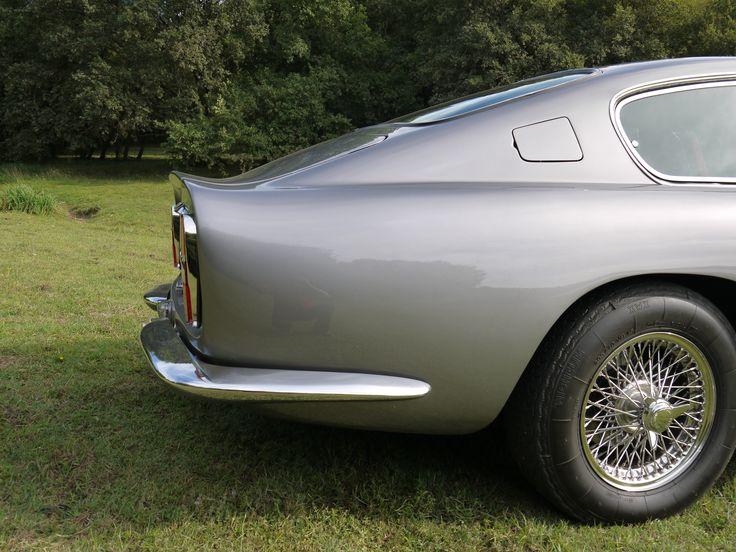Kamm tail Aston Martin DB6 Vantage 1966