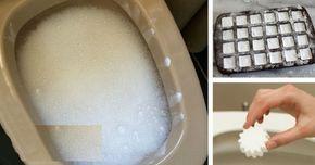 si quieres mantener tu inodoro limpio y no preocuparte por tener que limpiarlo constantemente, esta receta natural es para ti!!! Limpia tu hogar facilemente