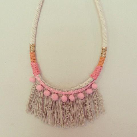 Dallas Sorbet Necklace | Emeldo