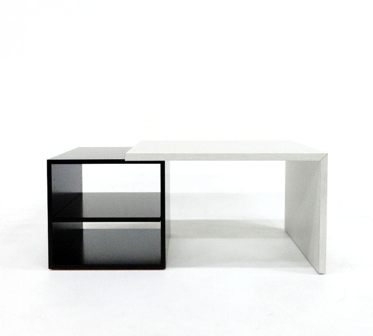 Rivista coffee table by Burgtec