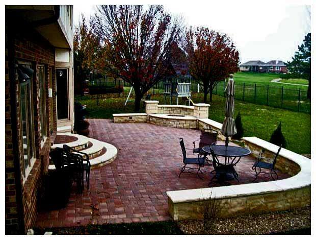 Fire pit | Backyard landscaping, Beautiful backyards, Backyard on For Living Lawrence Fire Pit id=17291