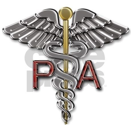 PA Medical Symbol Stein by visualgraphixdesign