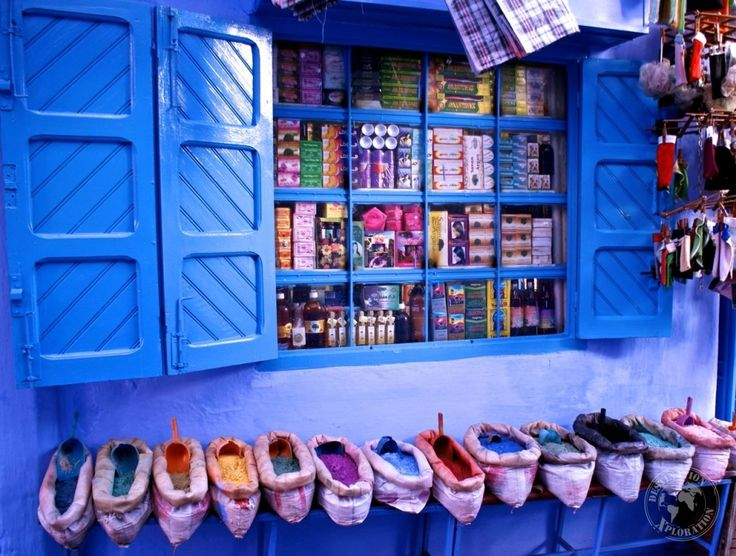 From Tarifa to Chefchaouen. A cool weekend trip. close enough to Spain to experience the pure essence of a Moroccan Medina town without too much travel.