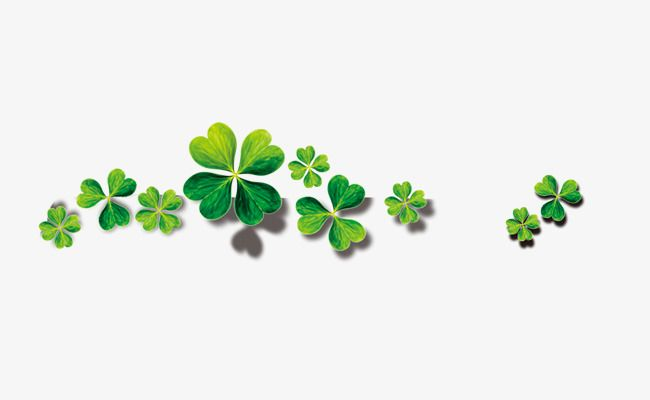 Four Leaf Clover Four Leaf Clover Green Grass Png Transparent Clipart Image And Psd File For Free Download Watercolor Flowers Paintings Flower Painting Watercolor Flowers