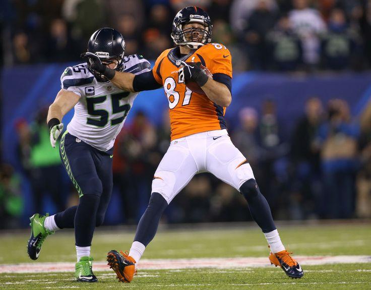 Seattle Seahawks - Heath Farwell (LB)