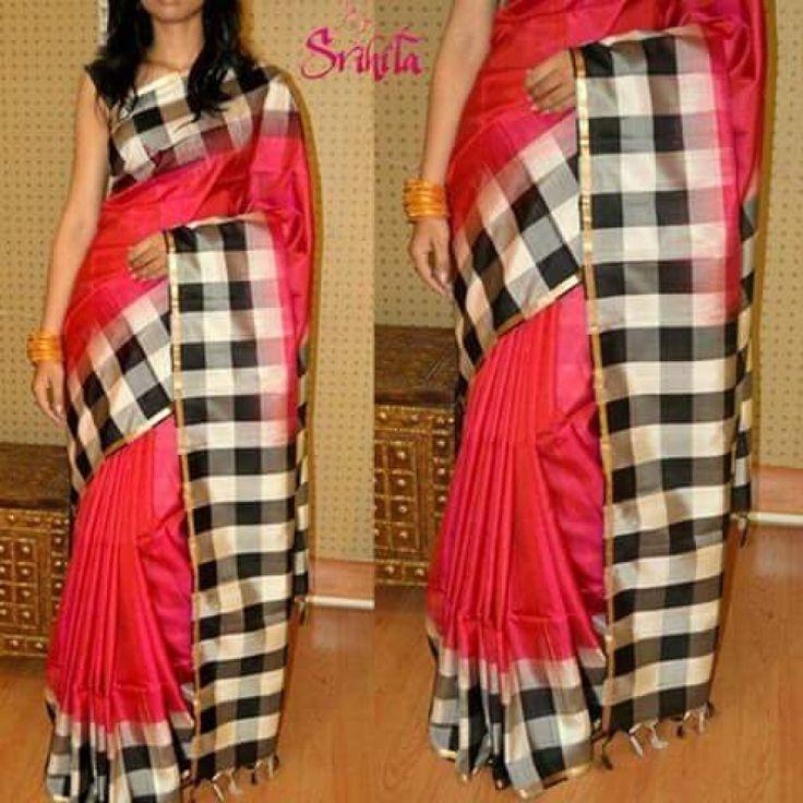 Uppada Pure Silk Saree