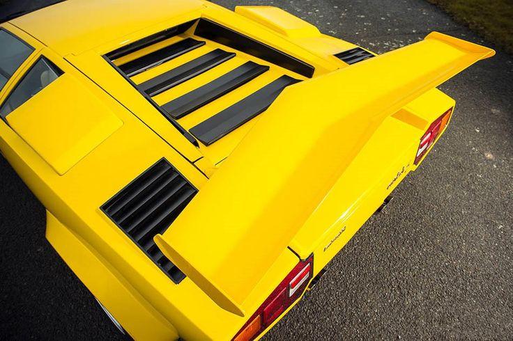 1981 Lamborghini Countach Cars Pinterest