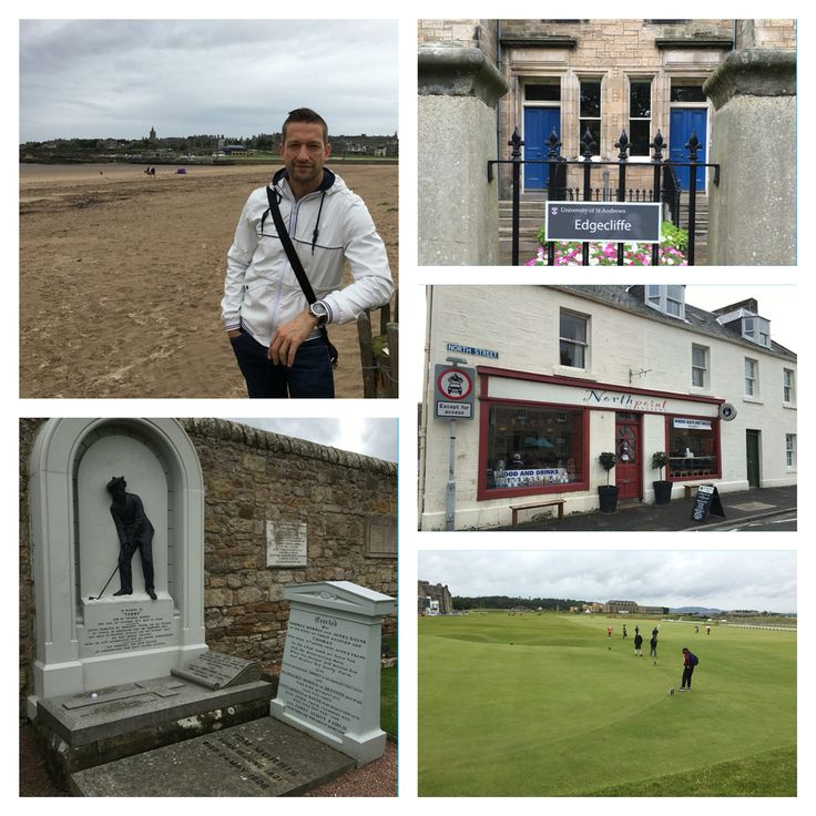 St. Andrews. Scotland