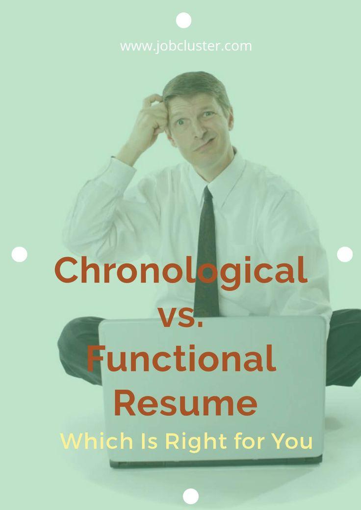 159 best Resume Tips images on Pinterest Resume tips, Career - 2 types of resumes
