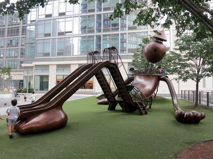 Amazing Playground Designs By the World's Top Architects – Daily Design News